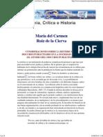 Ruiz de La Cierva, María Del Carmen - Consideraciones Sobre La Retórica Del Discurso Publicitario en La Sociedad Actual (El Género Del Discurso Publicitario)