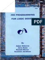 z 80 Programming for Logic Design