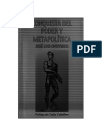 Conquista Del Poder y Metapolitica