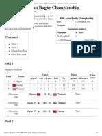 1996 ARFU Asian Rugby Championship - Wikipedia, The Free Encyclopedia
