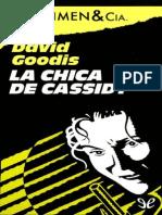 La Chica de Cassidy de David Goodis r1.4