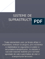 Sisteme de Suprastructuri Curs