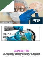 Introduccion a La Epidemiologia