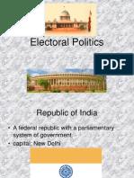 Electoral Politics - Class IX