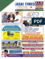 Valasai Times 20 Sep 2014