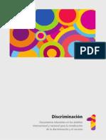 Documentos Relevantes Discriminacion y Racismo 1 Discriminacion