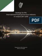 IFSC Strategy 2011
