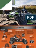 Wildcat 2014 Brochure