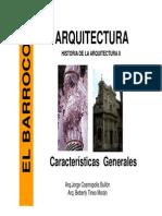 ARQUITECTURA BARROCA INFORME...