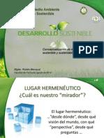 Clase 1 - Conceptualización de Desarrollo Sostenible y Sustentabilidad Ambiental.ppt
