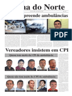 Folha Do Norte 2006-07-20