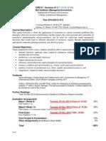 Course Syllabus Econ510--Sec01(141)(1)