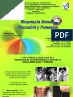 Respuesta sexual masculina y Femenina