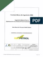 Data Sheet Pressure Relief Valve