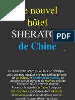 Nouvel Hotel en Chine