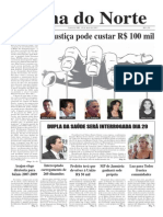 Folha Do Norte 2007-05-18