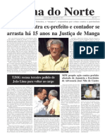 Folha Do Norte 2007-06-12