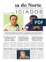 Folha Do Norte 2007-08-03