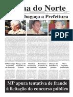 Folha Do Norte 2007-11-12