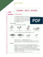 Jeux Sport Loisirs