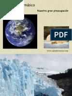 Cambio Climatico Gran Preocupacion