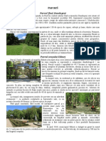 Parcuri. Monumente Ale Naturii (1)