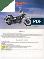Manual Skygo 250