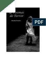 41 Poemas de Terror - Nicolas Ferreiro