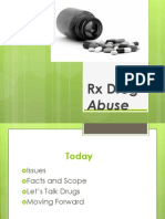 RX Abuse