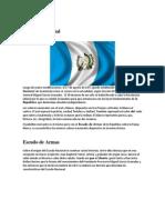 Símbolos Patrios de Centroamerica