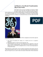 1 Jackwelch and General Electric