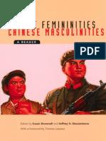 Chinese Femininities/Chinese Masculinities