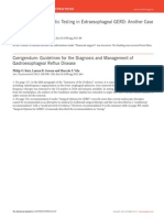 ACG Guideline GERD March 2013 Plus Corrigendum