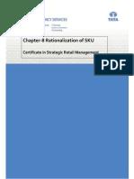 Ch8-Rationalisation of SKU