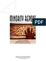 Sachar Committe report