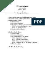 28 - El Empirismo John Locke,David Hume y Berkeley Tema 11