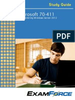 Microsoft 70-411 Stdy Guide