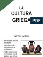 La Cultura Griega i