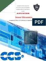 Apuntes Uso de Sensor Ultrasonico