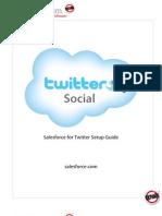 Salesforce for Twitter Setup Guide