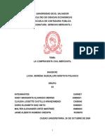 Trabajo de La Compraventa Civil-mercantil (Final)