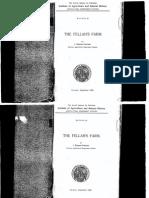 eBook - Elazari-Volcani I 1930 - The Fellahs Farm Better Print Darker Pictures
