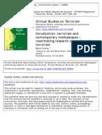 Conway Terrorism & Contemporary Mediascapes