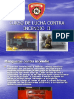 Curso de Lucha Contra Incendio II