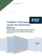 Unidad 1 El Lenguaje Visual, Sus Elementos Básicos 014