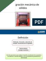 Clase 3 Desintegración 2014-2