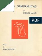Martí, Samuel - Manos Simbólicas MUDRAS