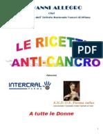 Giovanni Allegro - Ricette