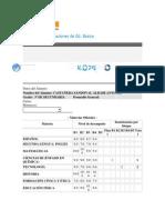 Consulta de Evaluaciones de Ed