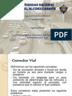 Corredores Viales - Sistemas de ITS